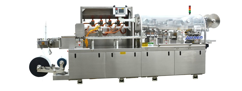Thermoforming Packaging Machine DPP260 (for honey, jam, butter.)