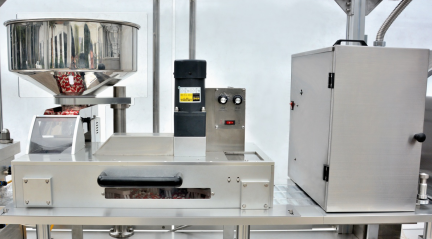 The universal feeder of the Blister Packaging Machine