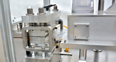 The forming station of Blister Packaging Machine